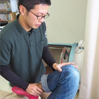 関節可動域検査